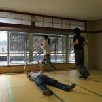 千葉県市川市劇団AQUA練習